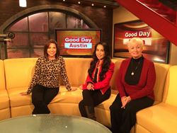 "Dr. Tess and patient KayDean discuss the Time Machine Procedure on ""Good Day Austin"""