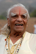 B. K. S. Iyengar, founder of Iyengar Yoga