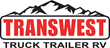 Transwest Truck Trailer RV Logo