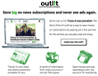 Micropayments for News: With Outlit, Online News Readers Will Pay...