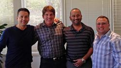 Amish Shah, Eric Kagan, Glen Howard & Tony Potts