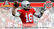 J.T. Barrett Earns 2014 CFPA National Freshman Performer of the Year...