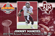 Johnny Manziel - CFPA Winner