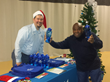 Andrews Federal Credit Union Sponsors Santa's Workshop in Chievres, Belgium