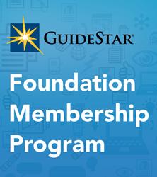 GuideStar Foundation Membership Program