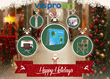 Vispronet® Great Holiday Giveaway