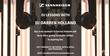 DJ Lessons Flyer - Sennheiser San Francisco Pop Up Store