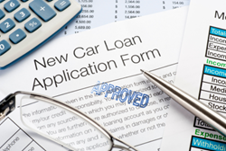 Auto Loan Application Approved