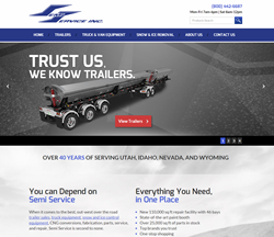 Semi Service Website