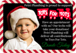 Petri Plumbing to Benefit Toys For Tots