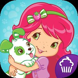 Strawberry Shortcake, App for Kids, Kids App