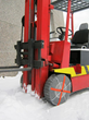 AutoSock Improves Traction for Forklifts