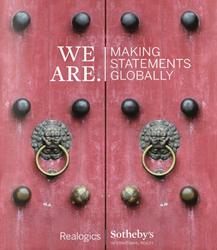 Realogics Sotheby's International Realty Luxury Property Show Shanghai