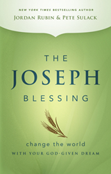 """""""The Joseph Blessing"""" by Jordan Rubin and Dr. Pete Sulack"""