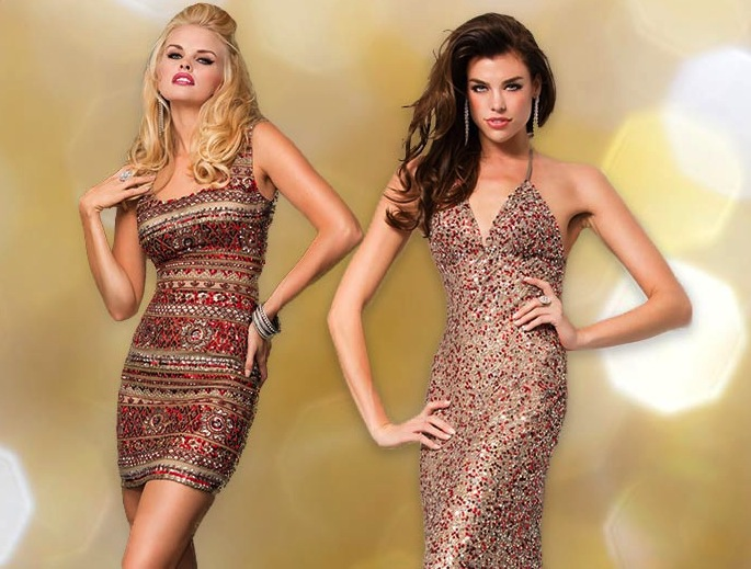 Trendy Collection Receives New Prom Dresses and Formal wear from the ...