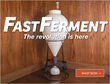 KegWorks Announces Revolutionary New FastFerment Homebrew Product Line