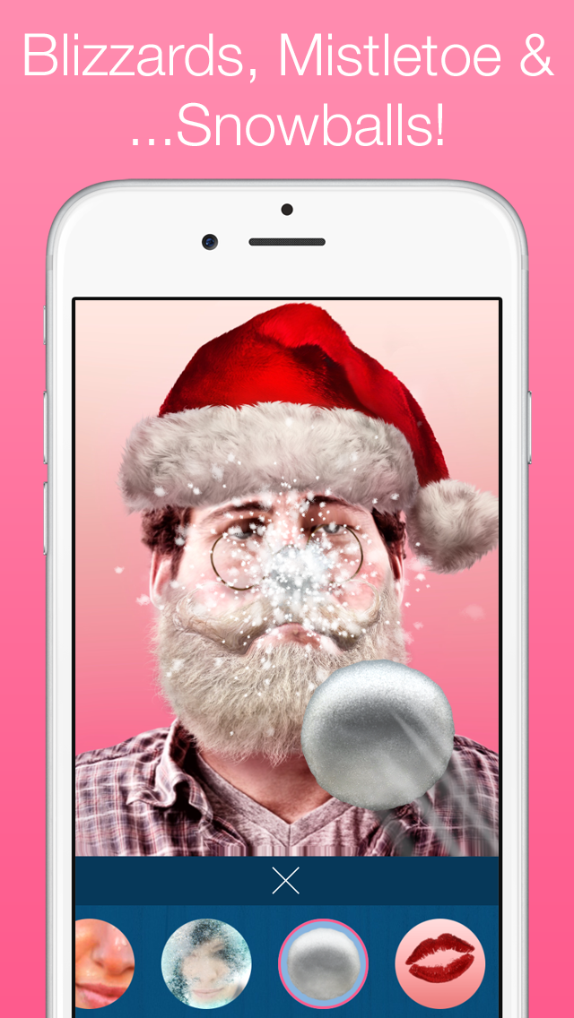 The Best Way To Spread Holiday Cheer New App Santify
