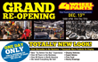 Salt Lake City 4 Wheel Parts Store Holding Grand Reopening Celebration