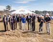 Glory Bound Gyro Company Holds Ground Breaking Ceremony For New...