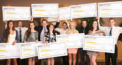 Burg Simpson Scholarship Winners