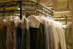 Commercial Laundry Delivery Company