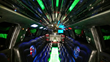 Interior Picture Of Escalade Super Stretch Limo
