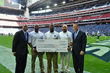 Pro-Vision Academy Receives the Play 60 Grant from the Houston Texans