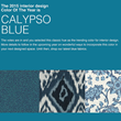 Robert Allen 2015 Interior Designer Color of the Year, Calypso Blue