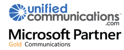 Microsoft Partner Gold Communications Competency Logo