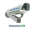 The StreamCam 4K provides HD quality video to monitor, document and promote any construction project