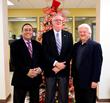 MGE CEO Kicks off Holidays Helping Nourish to Flourish Feed 1,370...