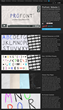 Pixel Film Studios released a new plugin entitled ProFont exclusively...