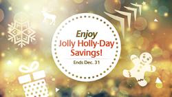 CYE.com Holly Days Savings Sale