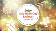 Enjoy Holly-Day Savings on Health and Yoga Products in...