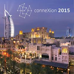 conneXion 2015, April 15-17, Dubai