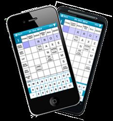 Get free crosswords on your smartphone.