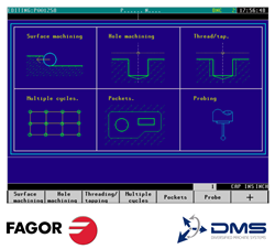 DM CNC Routers Announces Fagor Automations' G-Code Interactive Editor
