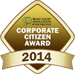 BrainTrain's President Honored with Corporate Citizen of the Year...