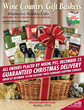 Wine Country Gift Baskets – Holiday Wine Serving Suggestions