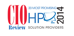 CIO Review Top 20 Most Promising HP Solution Providers