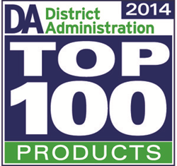 District Administration Magazine Top 100 Award