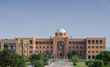 The Central Academic Building is the focal point of Texas A&M San Antonio's new 694 acre south Texas campus.