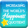 Increase the world's happiness quotient in the Happiness Goals Countdown at LifeCoachHub.com