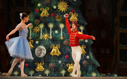 December 17, 2014 Moscow Ballet performance at the McCallum Theater