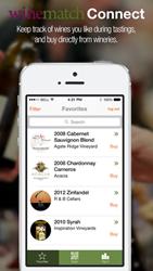 Winematching App