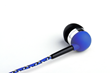Tweedz™ Blue Earbuds