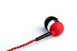 Tweedz™ Red Earbuds