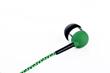 Tweedz™ Green Earbuds