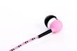 Tweedz™ Pink Earbuds
