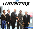 WebiMax Cuts Ribbon on New Home on Camden Waterfront